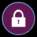 Icône confidentiel Services Droit des Jeunes