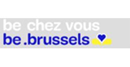 logo - Be.brussels