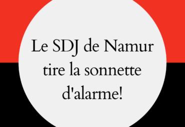 Le SDJ Namur tire la sonnette d'alarme! – Reportage de TV Lux